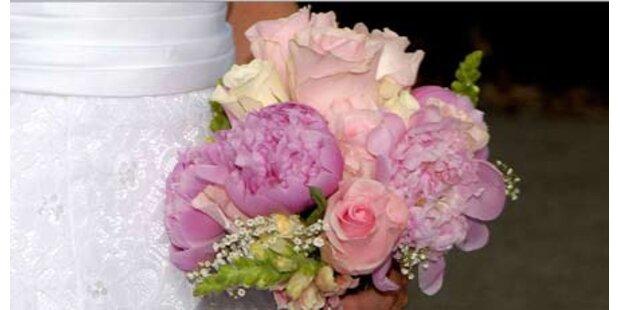 Brautkleid gestohlen-Braut randallierte