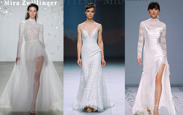 Hochzeit 2020: Darauf sollte man beim Brautkleid-Kauf achten