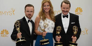 Emmys: Breaking Bad räumt ab