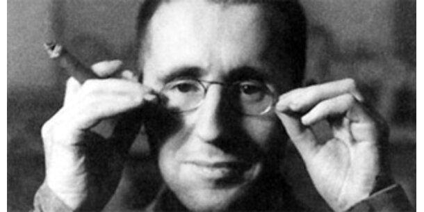 Bislang unbekannter Brecht-Text aufgetaucht