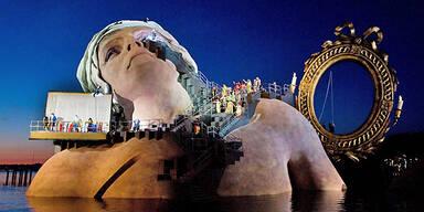 Die Bregenzer Festspiele im TV