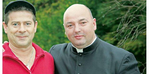 Pfarrer Brei erhielt Platin für Album