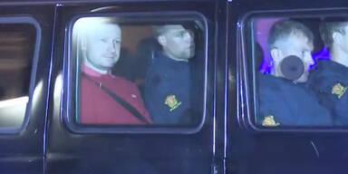 """Breivik plädiert auf """"nicht schuldig"""""""