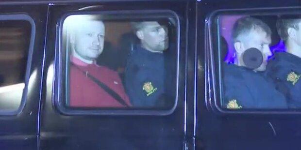 Breivik plädiert auf