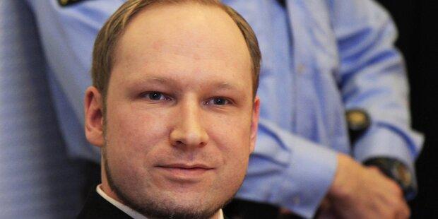 Breivik wollte Netzwerk neu aufbauen