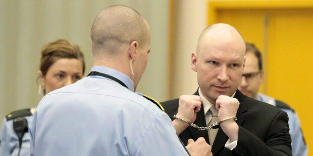 Breivik wirft Staat Tötungsabsicht vor