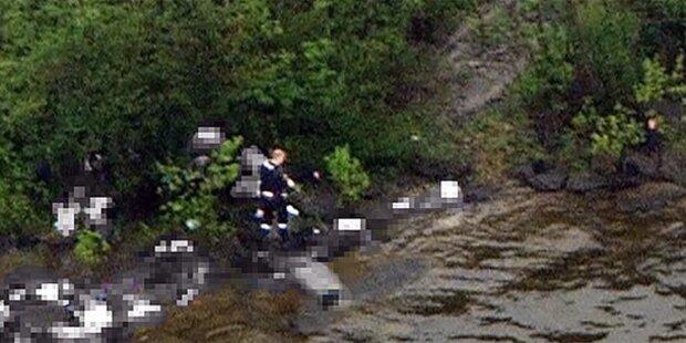 Breivik filmte Massaker vielleicht selbst