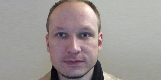 Neues Gutachten über Breivik angeordnet
