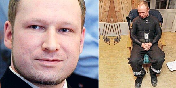 Breivik: Minuten nach dem Massenmord