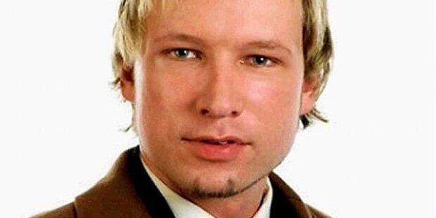 Breivik telefonierte mit der Polizei
