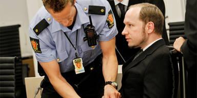 Anders Behring Breivik Prozess
