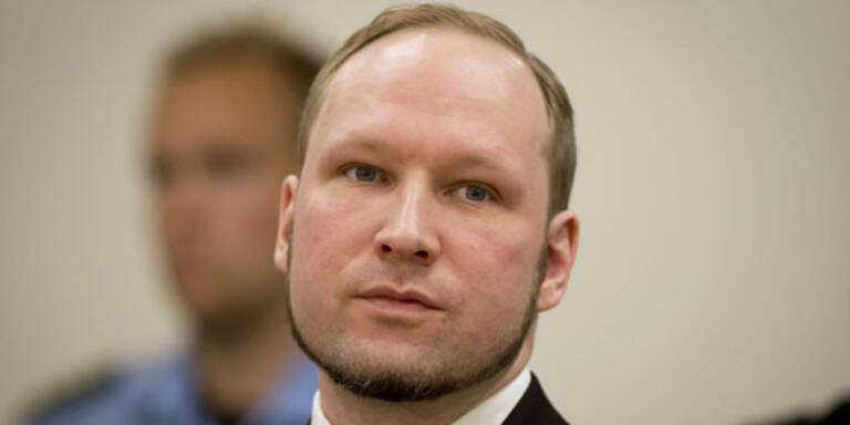 Massenmörder Breivik darf studieren