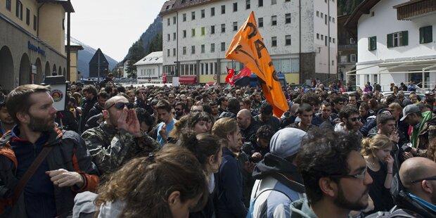 Probleme für Italien bei Brenner-Schließung