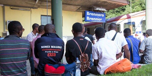 Italien verschärft Grenzkontrollen am Brenner