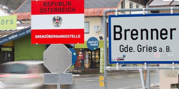 Italien jetzt auch zur Brenner-Grenzschließung bereit