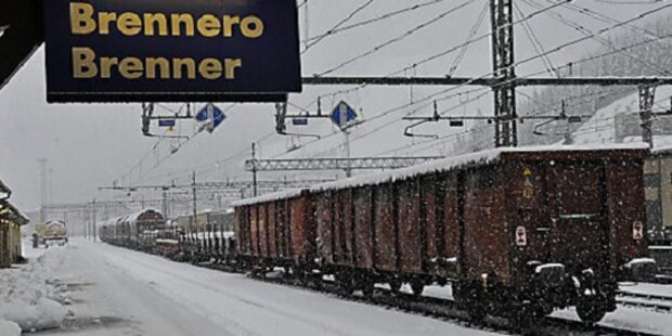 Brennerbahn wieder eingleisig befahrbar