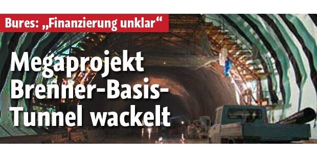 Brenner-Tunnel droht wieder das Aus