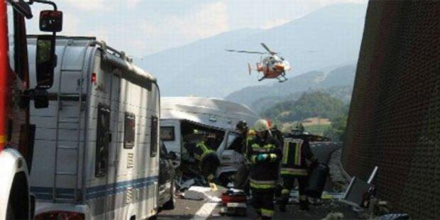 Brenner: Lkw erfasst Österreicher tödlich