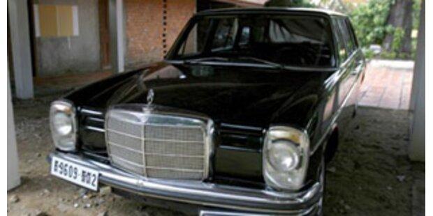Rekord-Erlös für Breschnew-Mercedes