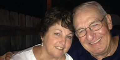 Ehepaar stirbt händchenhaltend an Corona