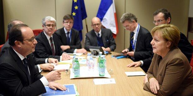 Brexit: Verhärtete Fronten bei EU-Gipfel