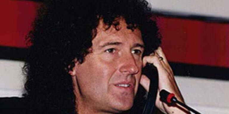 Queen-Gitarrist May wird Uni-Kanzler in Liverpool