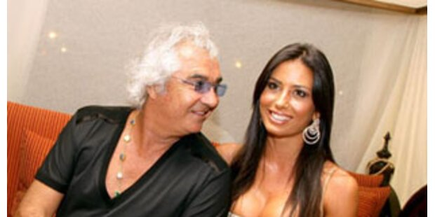 Flavio Briatore heiratet am Samstag