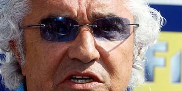 Sperre für Briatore bis Ende 2012 verkürzt