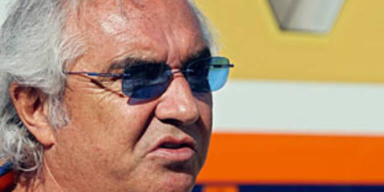 Briatore will McLaren klagen