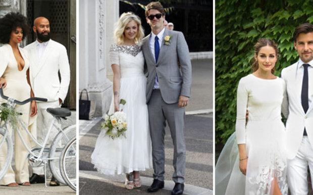 Wer war die schönste Braut des Jahres?