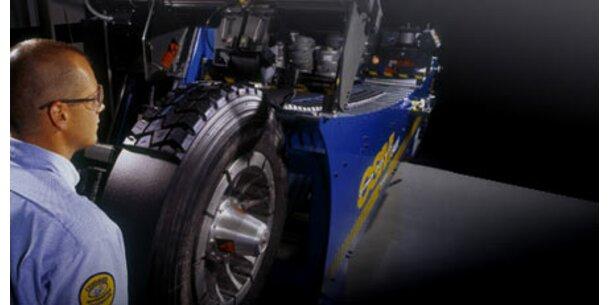 Bridgestone baut 146 Mio. Euro-Verlust