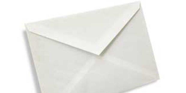 Briefträger trug ein Jahr keine Briefe aus