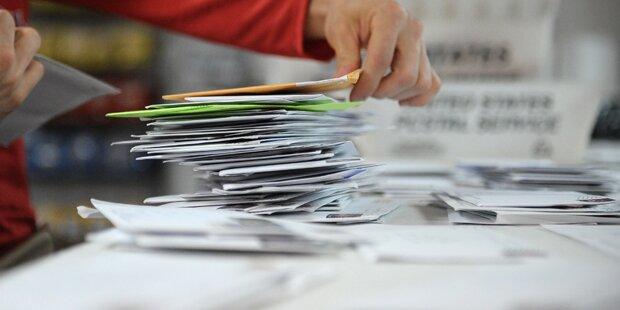 Tschechische Regierung mit Giftbriefen erpresst
