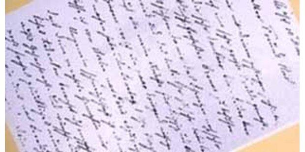 Briefe von Diana und Queen Mum versteigert