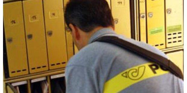 Tiroler Briefträger schmissen Werbesendungen weg
