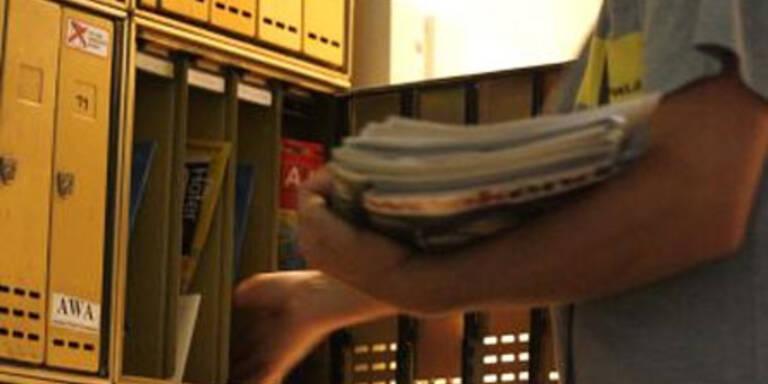 Postlerin stahl jahrelang Geld aus Briefen