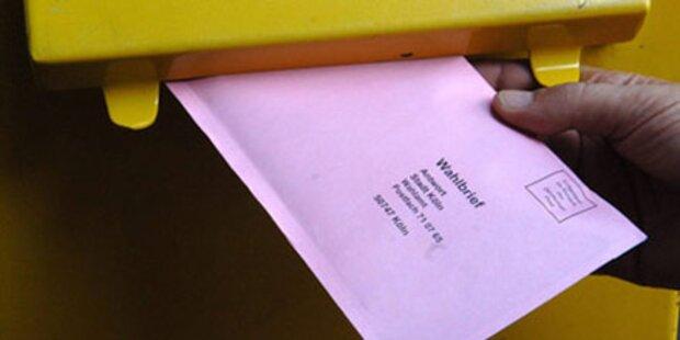 72.000 Menschen werden erneut zur Wahlurne gebeten