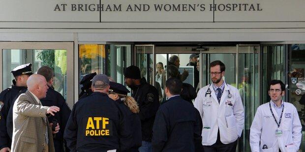 Mann erschießt Arzt in Elite-Spital