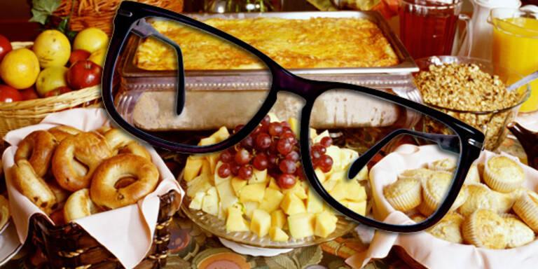 Jetzt kommt die Diät-Brille