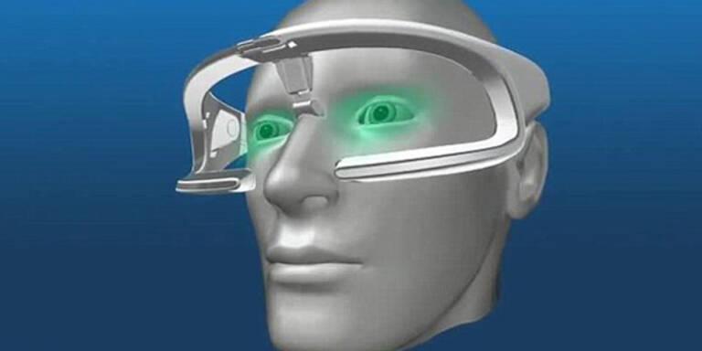 Diese Brille wirkt auf unsere innere Uhr
