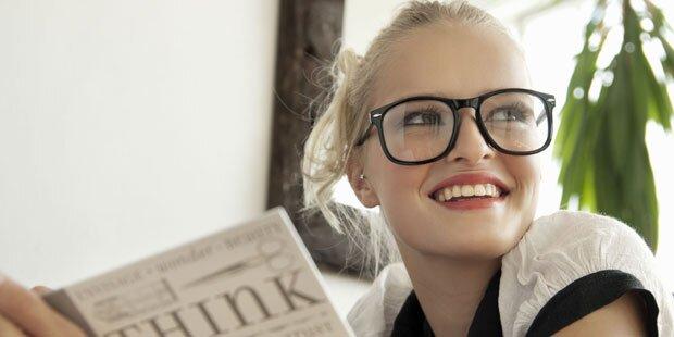 Wer länger lernt, braucht stärkere Brille