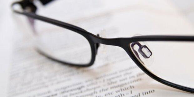 Nie mehr Brille und Kontaktlinsen