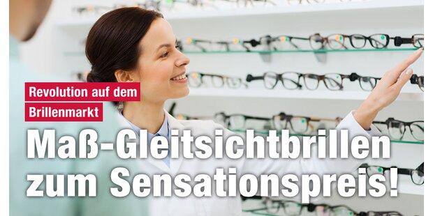 Anzeige Brillen.at