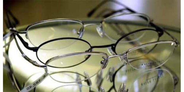 Diebe klauten Brillen um 300.000 Euro