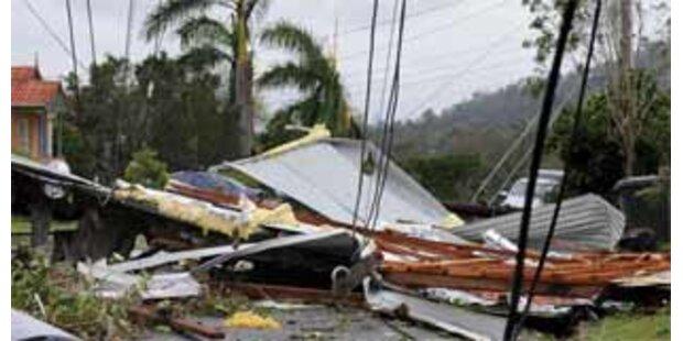 Schwerer Sturm verwüstet Brisbane