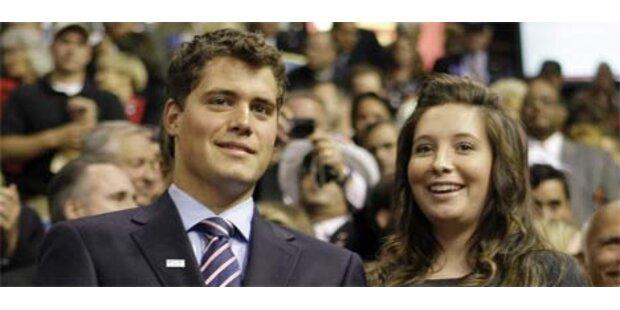 Sarah Palin wurde Großmutter