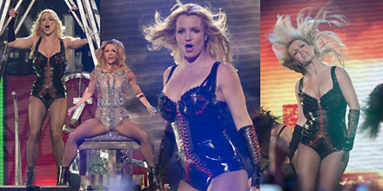 Britney Spears: Ihr heißes Comeback