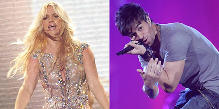 Enrique will nicht mit Britney
