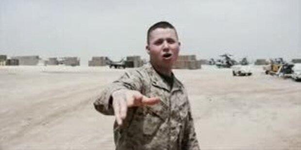 Freizeit bei den Marines