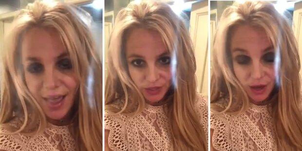 Morddrohungen & Schockfotos: Jetzt spricht Britney